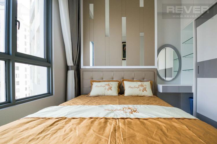 Phòng Ngủ Bán hoặc cho thuê căn hộ Diamond Island - Đảo Kim Cương 1PN, đầy đủ nội thất, view sông Sài Gòn