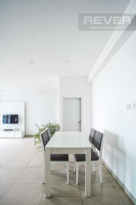 Phòng Ăn Bán căn hộ Riviera Point 2PN, diện tích 105m2, đầy đủ nội thất, hướng Đông Bắc, view sông và hồ bơi