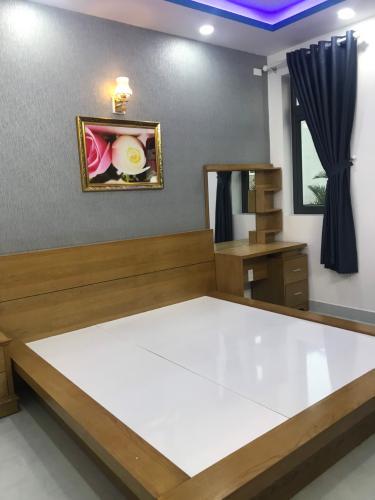 Phòng ngủ nhà phố quận Gò Vấp Nhà phố diện tích đất 62.9m2, hướng Đông Nam, sổ hồng riêng