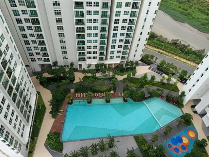Nội khu căn hộ Sadora Apartment Căn hộ Sadora Apartment tầng cao, view thành phố tuyệt đẹp.