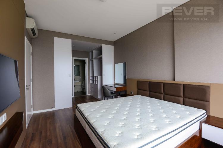 Phòng Ngủ 3 Cho thuê căn hộ Diamond Island - Đảo Kim Cương 3PN, tầng trung, tháp Bahamas, là căn góc, đầy đủ nội thất, view sông thoáng mát