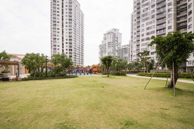 Sân Vườn Bán căn hộ Diamond Island - Đảo Kim Cương tầng thấp 2PN, nhà thô, diện tích lớn 196 m2