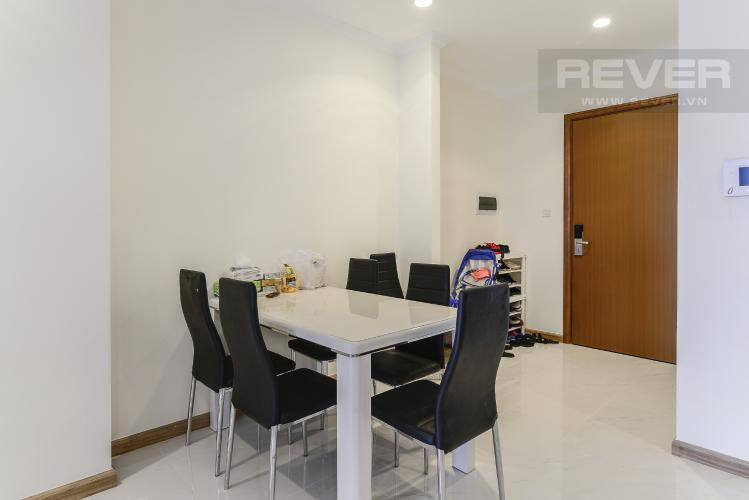 Phòng Ăn Căn hộ Vinhomes Central Park 3 phòng ngủ tầng cao L2 view sông
