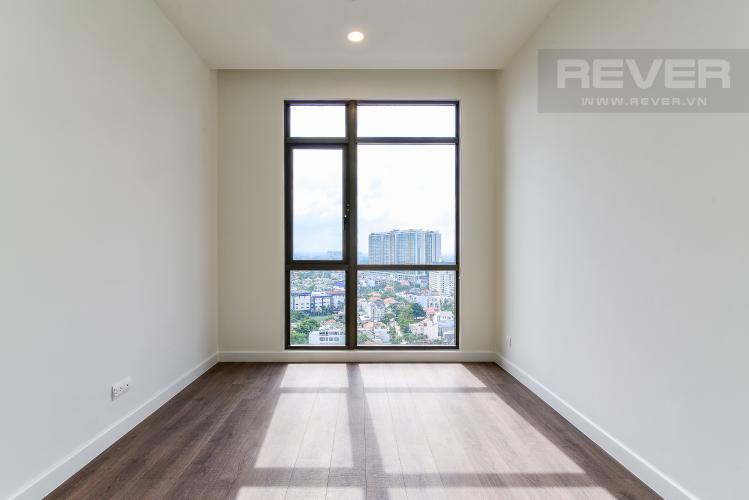 Phòng Ngủ 1 Căn hộ Nassim Thảo Điền tầng trung, tháp A, 2 phòng ngủ, view sông