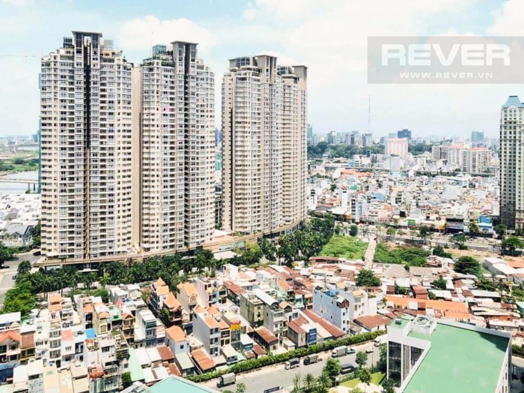 72de53a0283ace64972b Bán căn hộ Vinhomes Central Park 2 phòng ngủ, tháp Park 6, đầy đủ nội thất