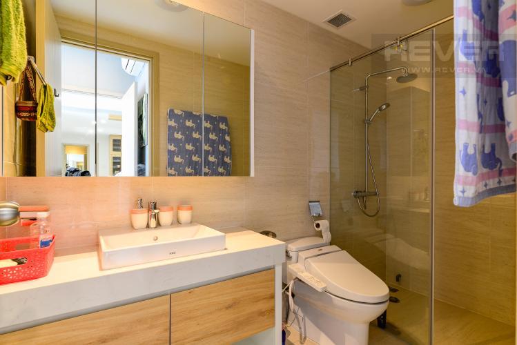 Phòng Tắm 1 Cho thuê căn hộ New City 60m2 3PN 2WC, view nội khu, nội thất tiện nghi
