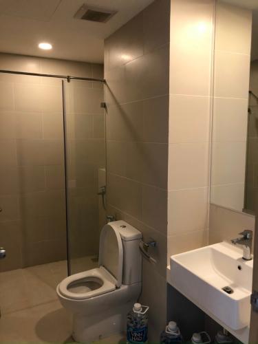 Phòng tắm An Gia Riverside, Quận 7 Căn hộ tầng trung An Gia Riverside nội thất cao cấp.