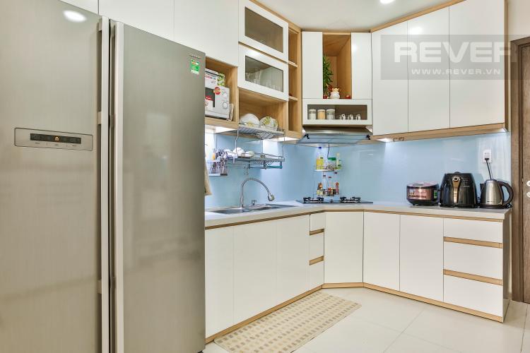 Bếp Căn hộ Lexington Residence 2 phòng ngủ tầng cao LC nội thất đầy đủ