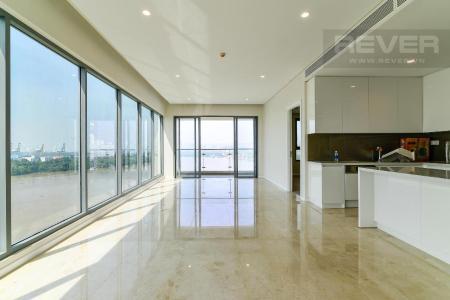 Bán căn hộ Diamond Island - Đảo Kim Cương 2PN, diện tích 101m2, nội thất cơ bản, căn góc view 2 mặt sông