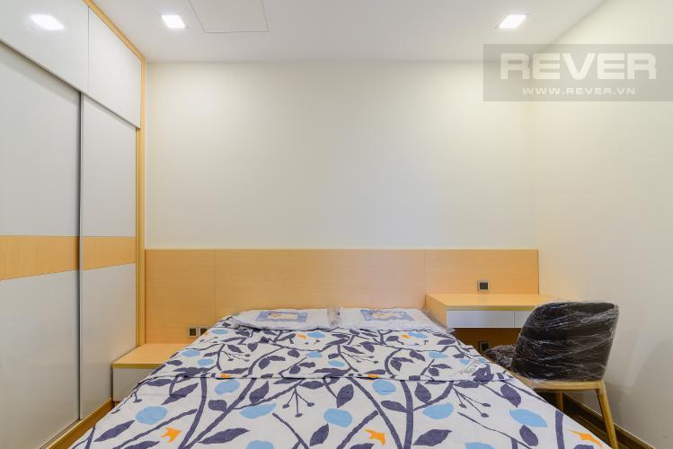 Phòng Ngủ 2 Căn hộ Vinhomes Central Park 2 phòng ngủ tầng trung P7 full nội thất