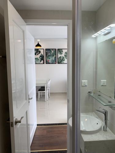 1cf4368cfa8b1cd5459a Bán hoặc cho thuê căn hộ Saigon Mia 2PN, đầy đủ nội thất, diện tích 65m2, hướng Tây, view thoáng