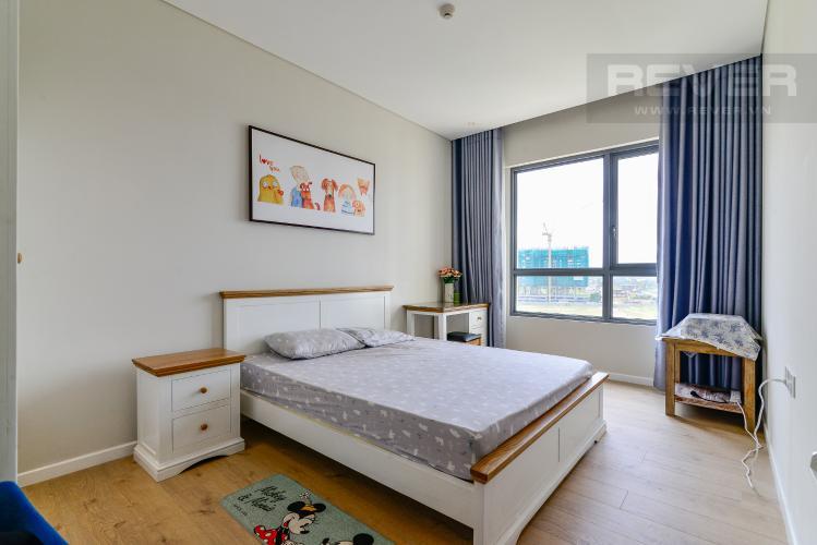Phòng Ngủ 1 Cho thuê căn hộ Đảo Kim Cương 2PN tầng trung tháp Bora Bora, đầy đủ nội thất, view sông yên tĩnh
