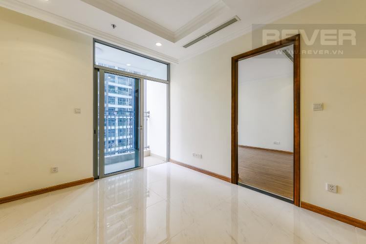 Phòng Khách Căn hộ Vinhomes Central Park 2 phòng ngủ tầng trung L1 hướng Bắc