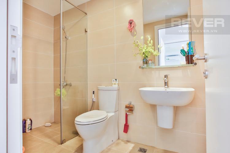 Toilet Căn hộ Masteri Thảo Điền tầng cao T5, 2 phòng ngủ, đầy đủ nội thất