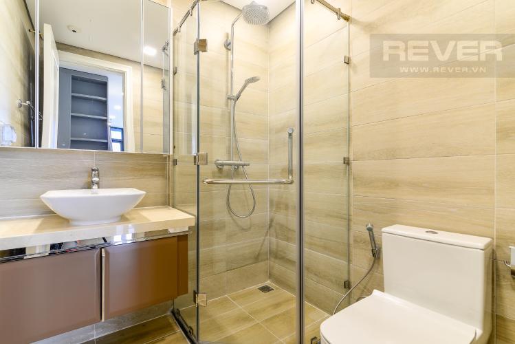 Phòng Tắm 2 Cho thuê căn hộ Vinhomes Golden River tầng cao 3PN view sông