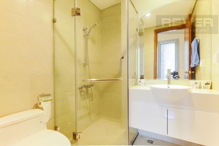 Phòng Tắm 1 Căn hộ Vinhomes Central Park tầng cao tháp Central 3,2 phòng ngủ, full nọi thất