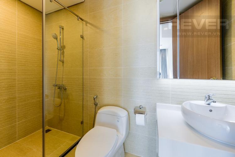 Phòng tắm 2 Căn hộ Vinhomes Central Park 2PN tầng cao, tháp Park 6, view công viên và view sông