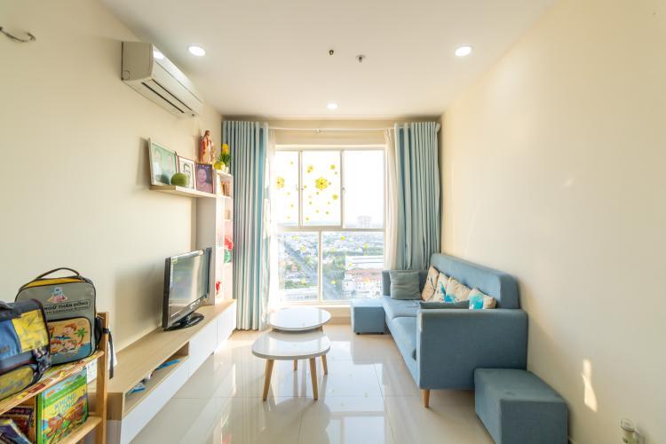 Bán căn hộ Saigon Plaza Tower 2PN, đầy đủ nội thất, ban công hướng Nam, view thoáng