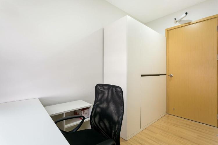 nội thất căn hộ 3 phòng ngủ an gia riverside Căn hộ An Gia Riverside tầng trung, view thành phố sầm uất.