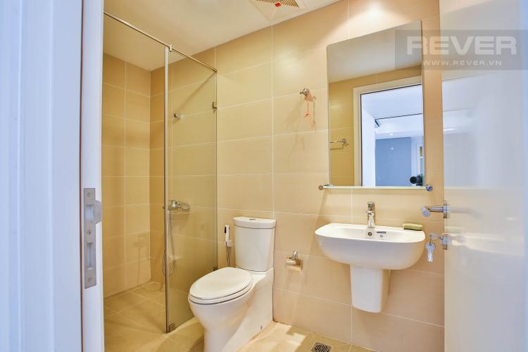 Toilet 2 Bán căn hộ Masteri Thảo Điền tầng trung, 2PN, view hồ bơi và bao quát thành phố