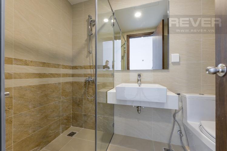 Phòng Tắm Cho thuê căn hộ tháp B dự án Saigon Royal 1PN, 35m2, không gian yên tĩnh