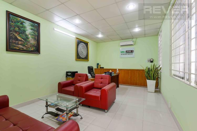 Phòng Giám Đốc Tòa nhà văn phòng cho thuê 1 trệt 3 lầu mặt tiền đường Lương Định Của, Quận 2