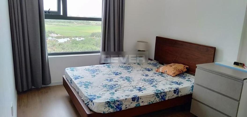 Phòng ngủ Thủ Thiêm Dragon, Quận 2 Căn hộ Thủ Thiêm Dragon tầng trung, view thành phố.