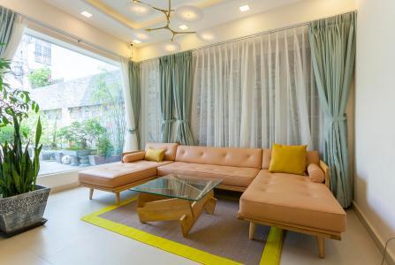 Biệt thự 4 phòng ngủ đường Nguyễn Ư Dĩ, Thảo Điền, Quận 2