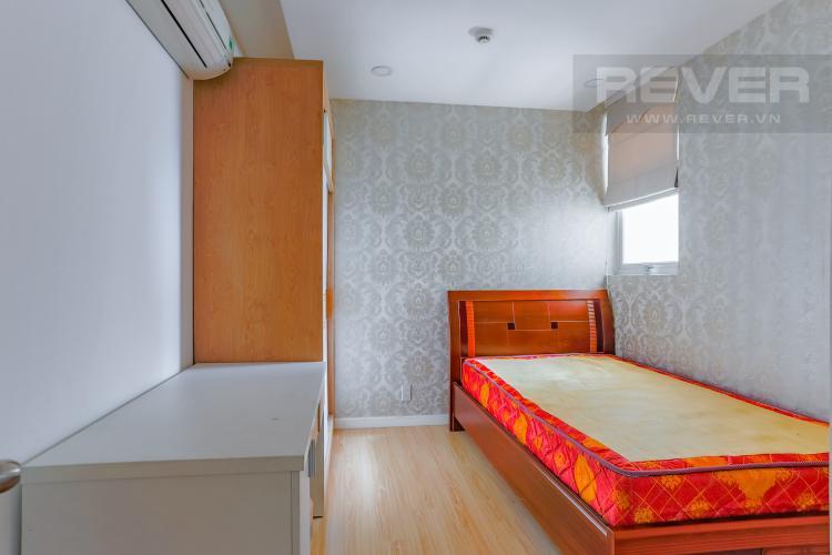 Phòng Ngủ 2 Căn hộ Dragon Hill Residence and Suites 2 phòng ngủ tầng cao tháp B nội thất có sẵn
