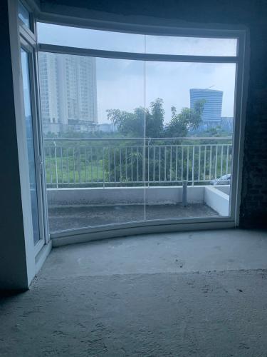 Văn phòng Thủ Thiêm Lakeview tầng 4, bàn giao thô, 4 tầng lầu.