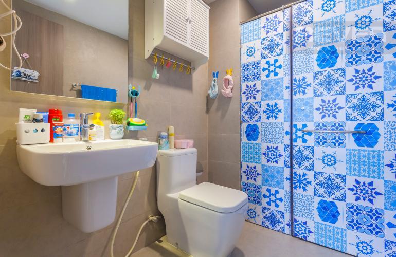 Phòng tắm căn hộ LEXINGTON RESIDENCE Cho thuê căn hộ 1PN Lexington Residence, tầng trung, thiết kế trẻ trung, đầy đủ nội thất