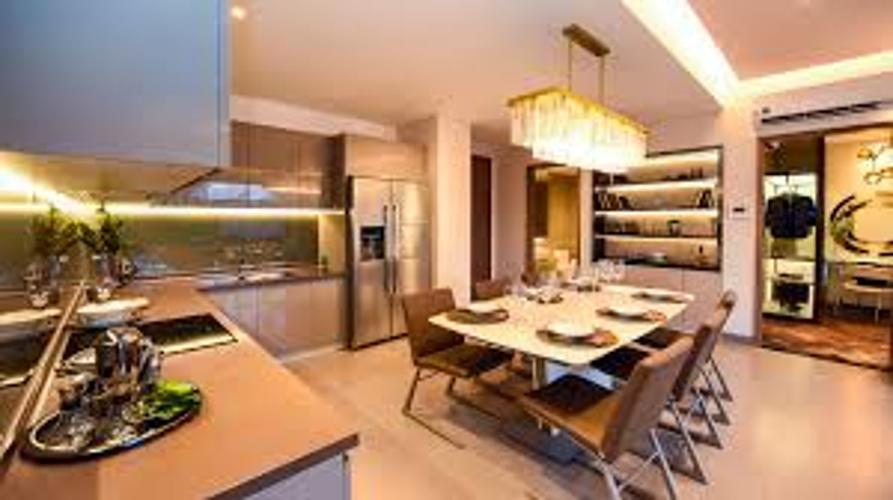 Bán căn hộ Eco Green Sài Gòn 2PN, diện tích 68m2, nội thất cơ bản, ban công hướng Nam