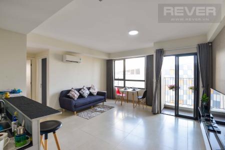 Cho thuê căn hộ Masteri Thảo Điền 2PN, đầy đủ nội thất, ban công Đông Nam