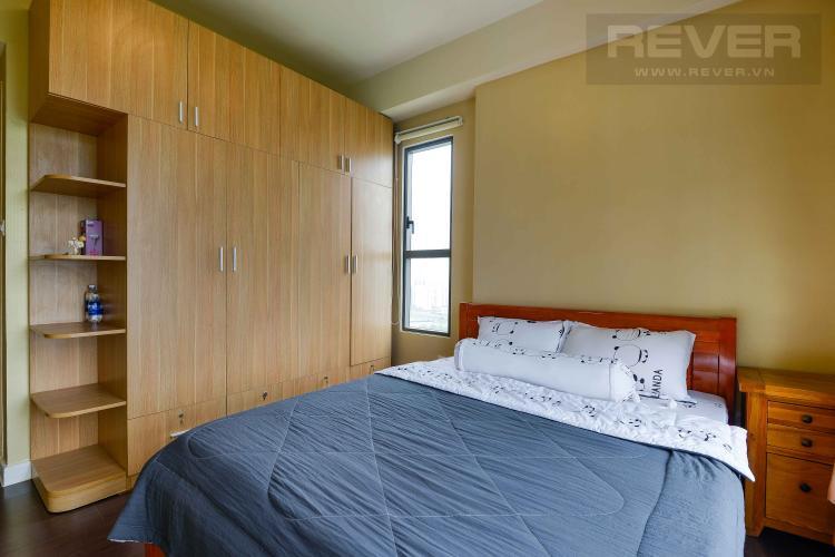 Phòng Ngủ 2 Cho thuê căn hộ The Sun Avenue 3PN tầng cao Block 1 sở hữu view đẹp, diện tích 90m2, nội thất đầy đủ