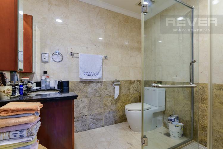 Phòng Tắm Căn hộ The Manor 4 phòng ngủ tầng cao tháp G đầy đủ tiện nghi
