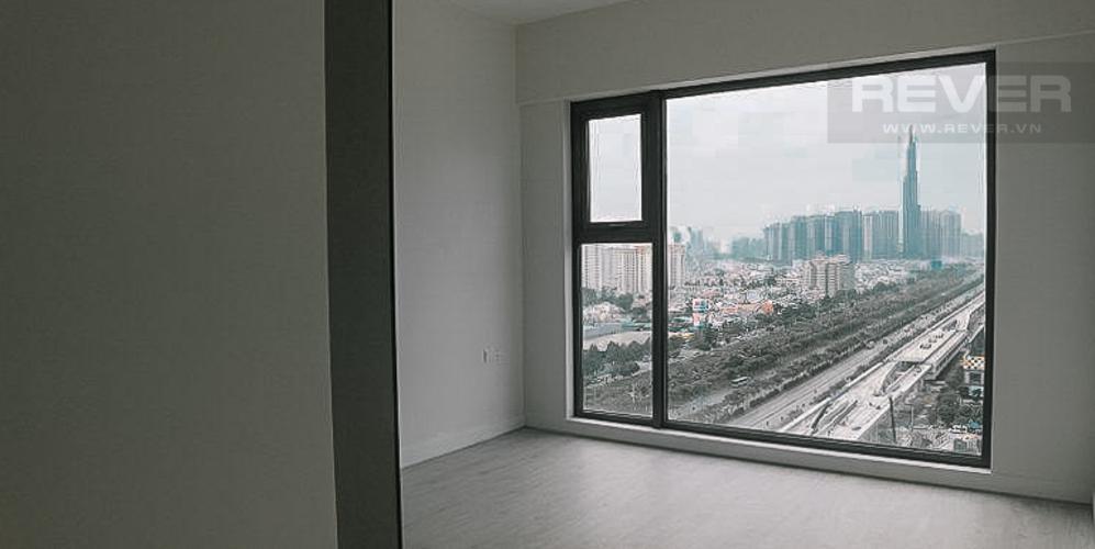 Phòng ngủ căn hộ GATEWAY THẢO ĐIỀN Bán hoặc cho thuê căn hộ Gateway Thảo Điền 2PN, tầng 18, nội thất cơ bản, view sông và Xa lộ Hà Nội
