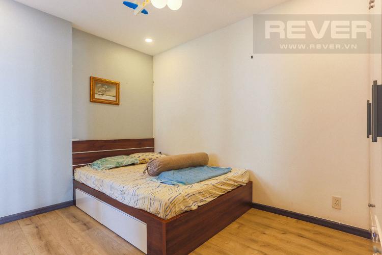 Phòng Ngủ 1 Căn hộ Chung cư Bộ Công An 3PN, đầy đủ nội thất