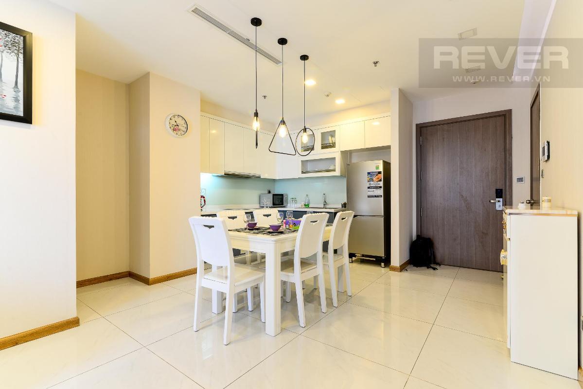 366f572376ac90f2c9bd Cho thuê căn hộ Vinhomes Central Park 2PN, tháp Park 6, đầy đủ nội thất, view mé sông
