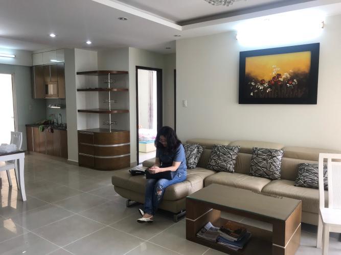 1.jpg Cho thuê căn hộ Chung cư An Khang - Intresco 3PN, tầng thấp, diện tích 105m2, đầy đủ nội thất