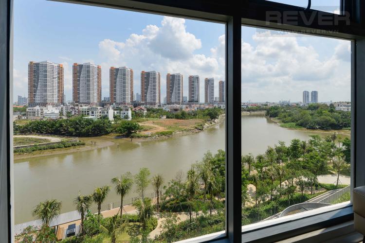 View Cho thuê căn hộ Diamond Island - Đảo Kim Cương 1PN, tháp Canary, đầy đủ nội thất, view sông yên tĩnh