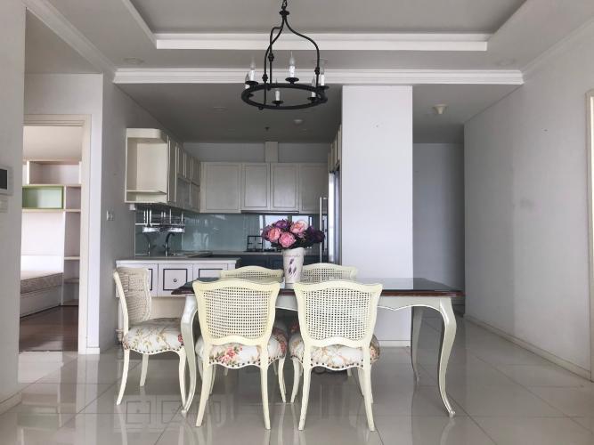 Nhà bếp căn hộ Thảo Điền Pearl Căn hộ Thảo Điền Pearl tầng cao, nội thất đầy đủ - view sông Sài Gòn