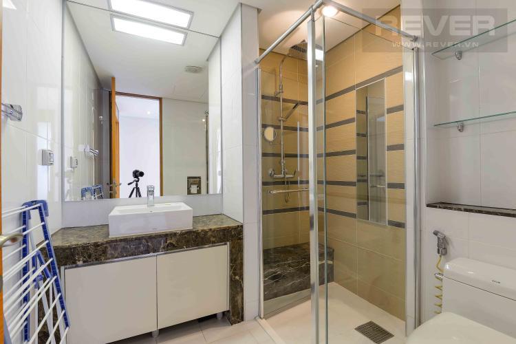 Toilet 2 Cho thuê căn hộ Xi Riverview Palace tầng trung 3 phòng ngủ, đầy đủ nội thất, view sông mát mẻ
