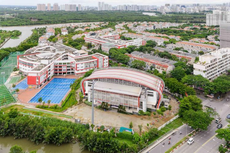 View Bán penthouse chung cư Phú Mỹ 4PN, diện tích 353m2, đầy đủ nội thất, view sông và thành phố
