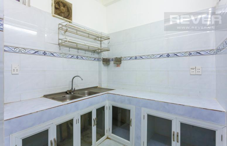 Nhà bếp Nhà phố 2 phòng ngủ hẻm 430 Điện Biên Phủ khu dân cư yên tĩnh, nhiều tiện ích