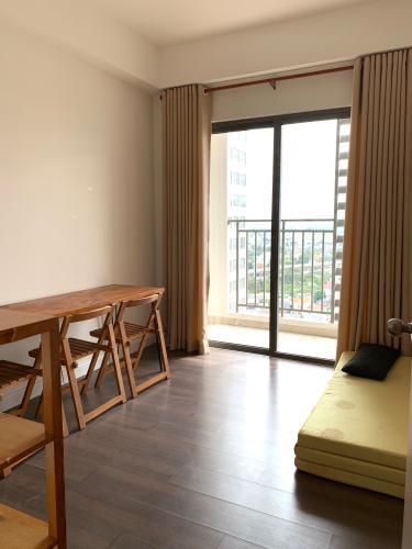 phòng khách căn hộ The Sun Avenue Căn hộ The Sun Avenue tầng trung, nội thất đầy đủ tiện nghi.