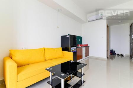 Cho thuê officetel The Sun Avenue 1PN, tầng cao, đầy đủ nội thất, view thoáng
