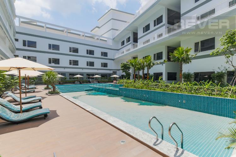 Hồ Bơi Nội Khu Cho thuê office-tel Thủ Thiêm Lakeview 2PN, tầng trệt, tiện ích nội khu đa dạng