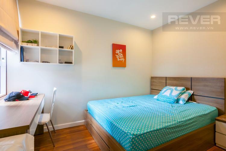 Phòng Ngủ 2 Căn hộ Lexington Residence 2 phòng ngủ, tầng thấp LC, nội thất đầy đủ
