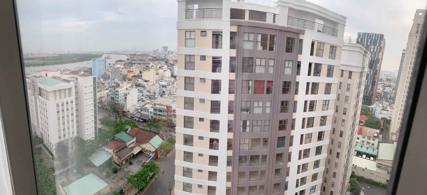67e23a8d0da5ebfbb2b4 Bán hoặc cho thuê căn hộ Saigon Royal 3PN, tháp A, đầy đủ nội thất, view sông và Bitexco