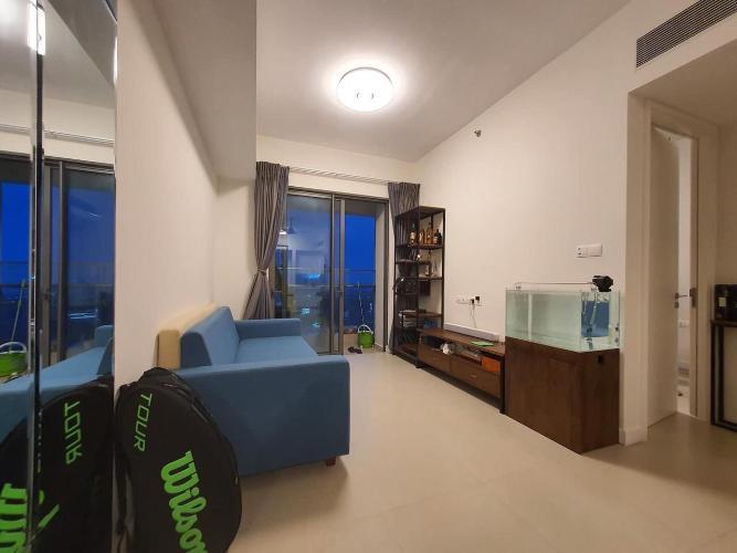 Căn hộ Gateway Thảo Điền nội thất cơ bản, view thành phố thông thoáng.